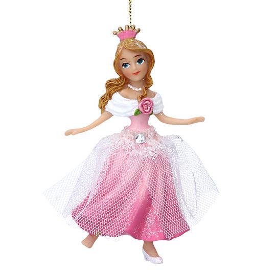 Resin Pink Cinderella 11cm
