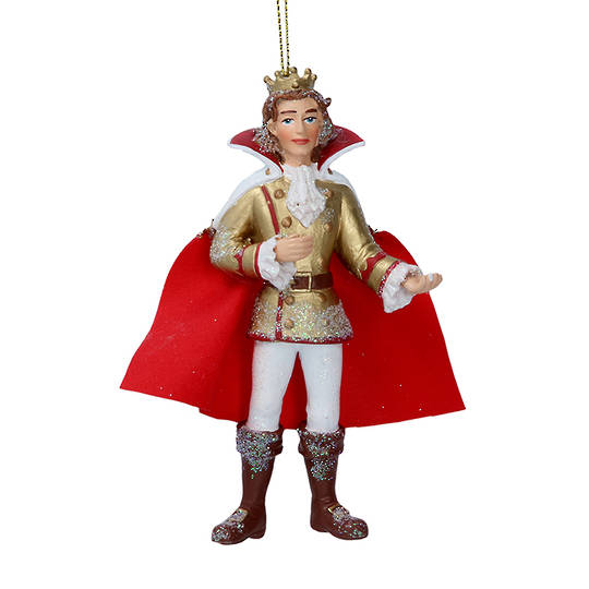 Resin Fabric Prince Charming 12cm