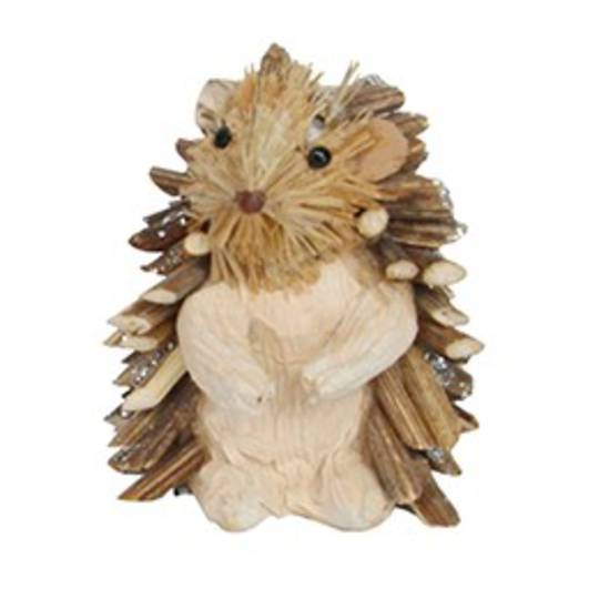 Hanging Twig Hedgehog 8cm