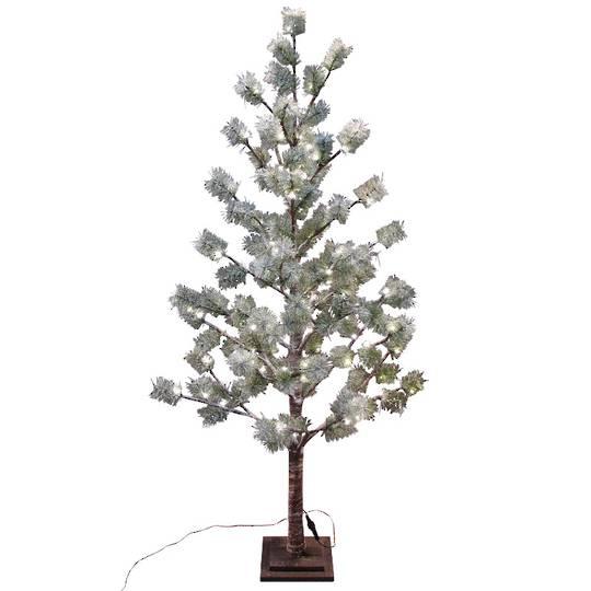 Icey Green Pine Tree 1.5mtr, 114 LED Lights