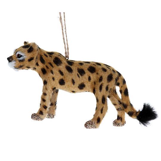 Faux Fur Cheetah 15cm