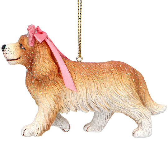 Resin Nanny the Dog 9cm