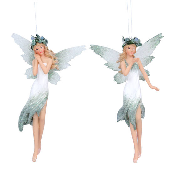 Resin Sage Fairy 15cm