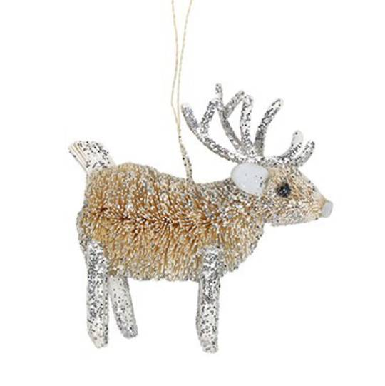 Bristle Reindeer 11cm SOLD OUT