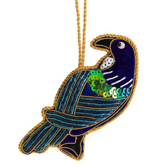 Hanging NZ Bird, Tui SOLD OUT