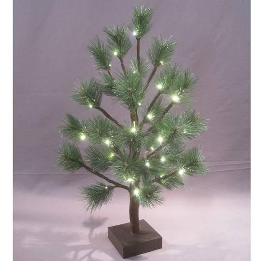 NZ Pine Tree 60cm, 32 LED Lights