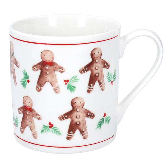 Gingerbread Men Mug 350ml