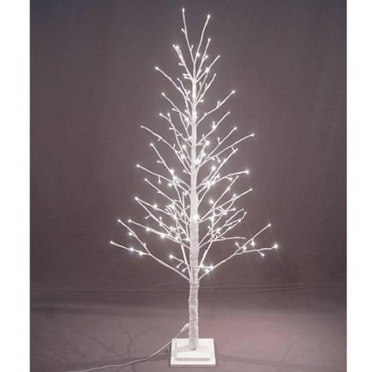White Twig Tree 1.5 mtr, LED Lights