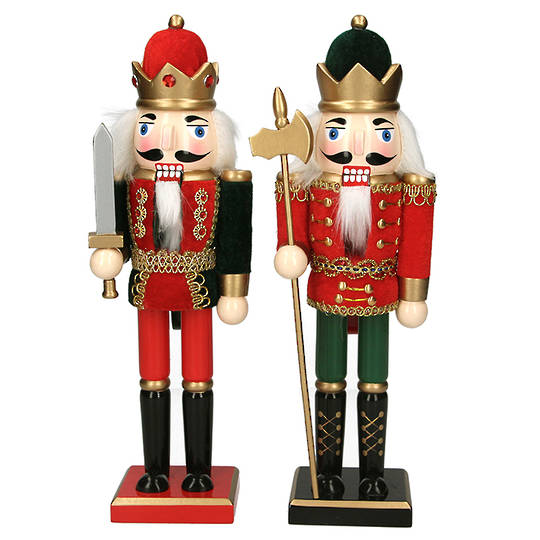 Wood Soldier Nutcracker 31cm