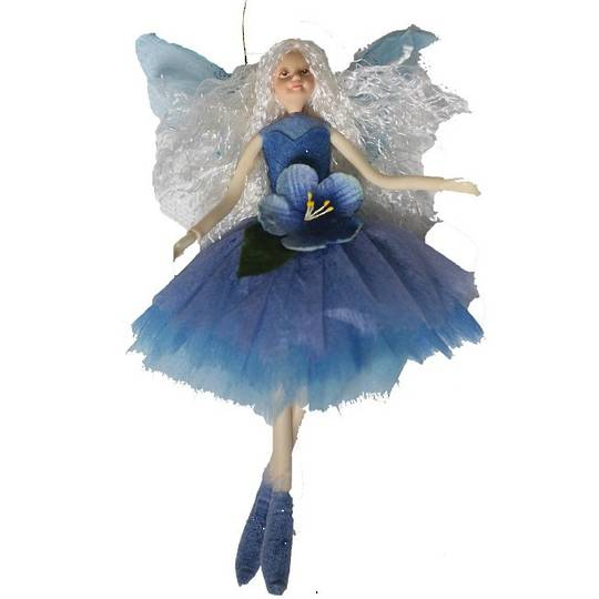 NZ Fairy, Forget-me-not 13cm