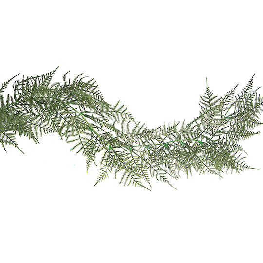Green Fern Garland 1.8mtr