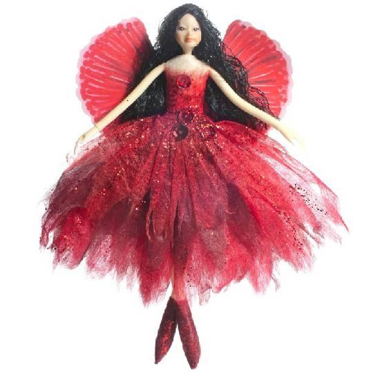 NZ Fairy, Native Pohutukawa 13cm
