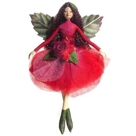 NZ Fairy, Parnell Rose Garden 13cm