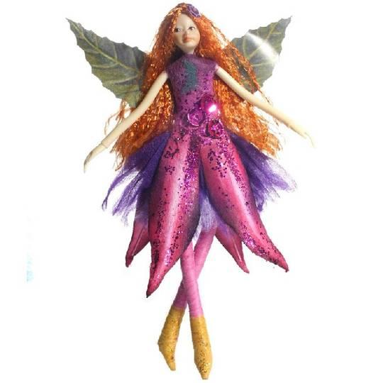 NZ Fairy, Native Tree Fuchsia / Kotukutuku 13cm