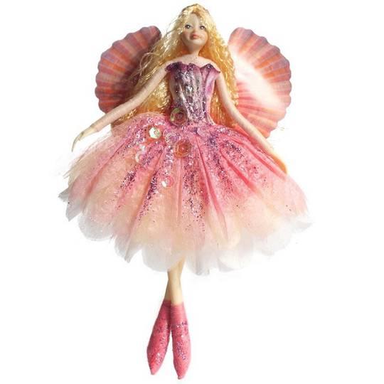 NZ Fairy, Scallop Shell / Tipa 13cm