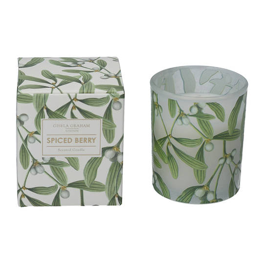 Mistletoe, Candle Jar 8cm