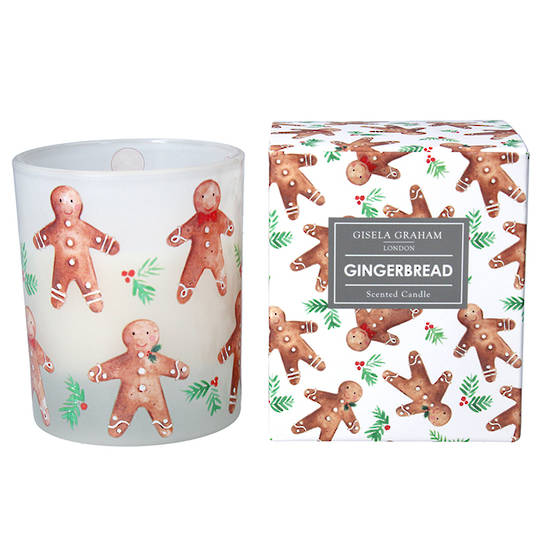 Gingerbread, Candle Jar 10cm