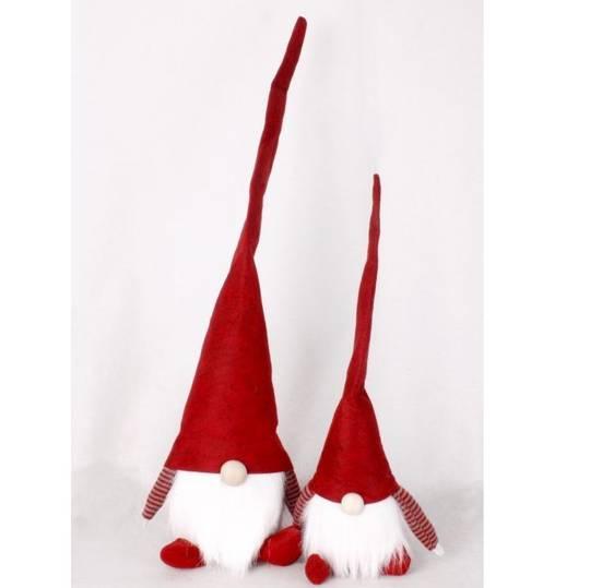 Plush Nicholas Santa