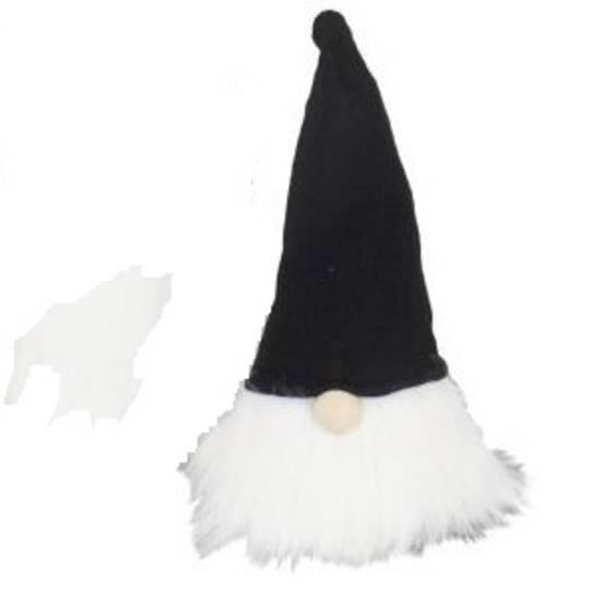 St Nic the Santa with Black Hat
