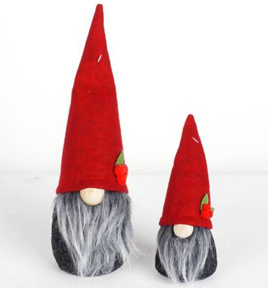 Alpine Red Hat Black Gnome