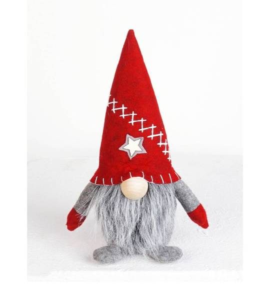 Plush Craft Santa