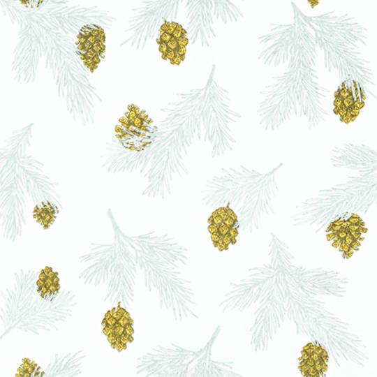 Paper Napkins 33cm, Pine Cones