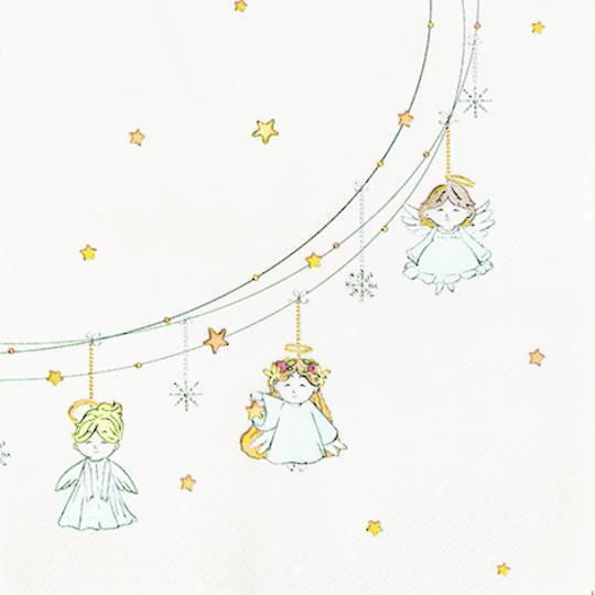 Paper Napkins 33cm, Little Angels