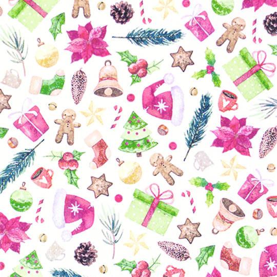 Paper Napkins 33cm, Christmas Collection