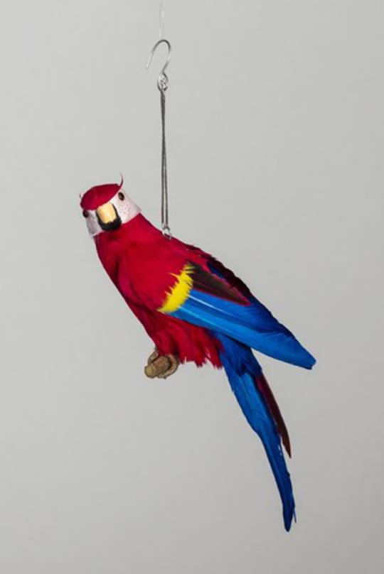 Red Macaw 32cm