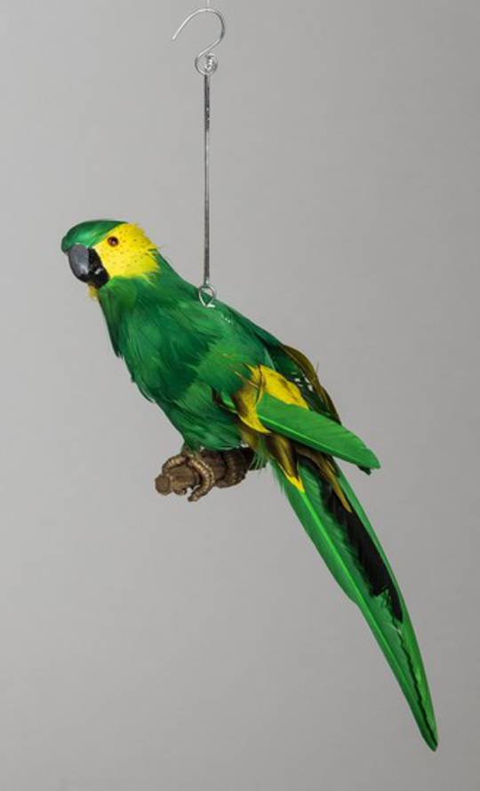 Green Macaw 32cm