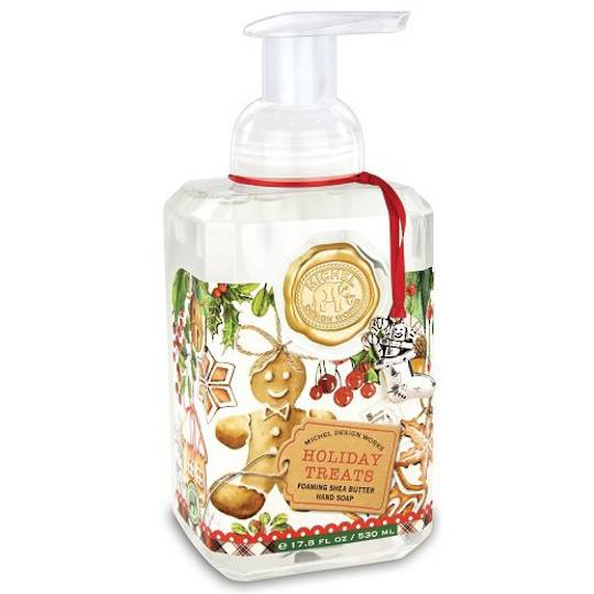 Christmas Holiday Treats Foaming Soap