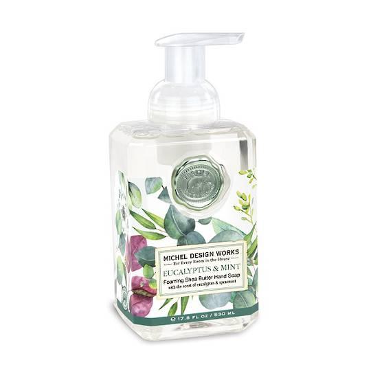 Eucalpytus & Mint Foaming Soap