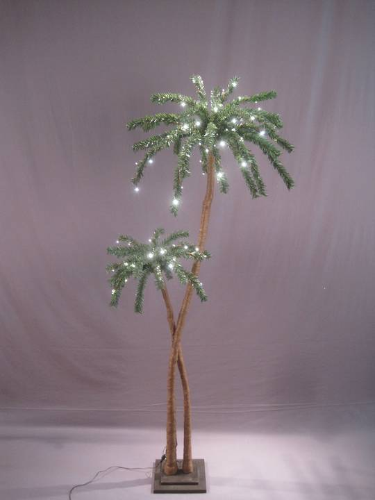 Coconut Palm Tree 1.8mtrs with 96 LED Lights