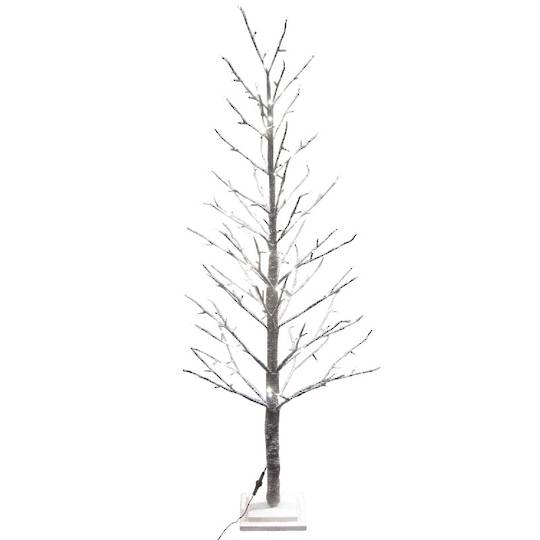 Snow Covered Twig Tree 1.5mtr, 186 LED Lights