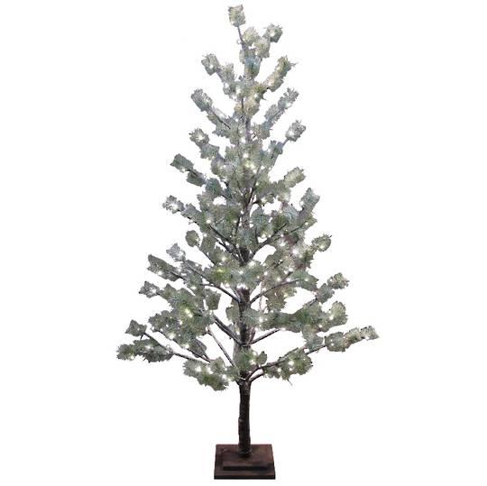 Icey Green Pine Tree 1.8mtr, 186 LED Lights