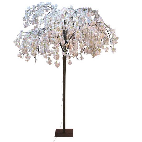 Giant Cherry Blossom Tree 250cm, 288 LED Lights