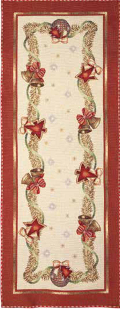 Bells Table Runner 45 x140cm
