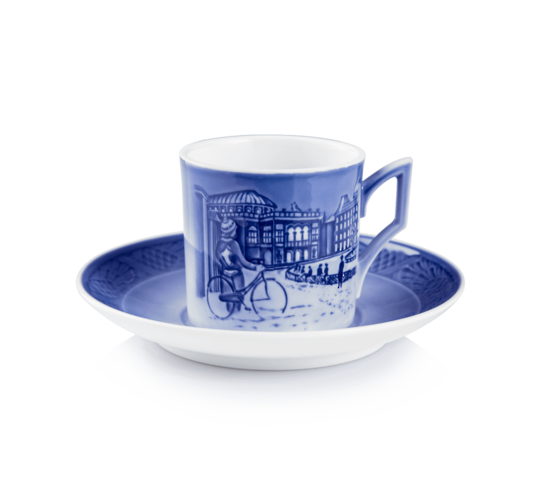 Royal Copenhagen Cup & Saucer, 2016