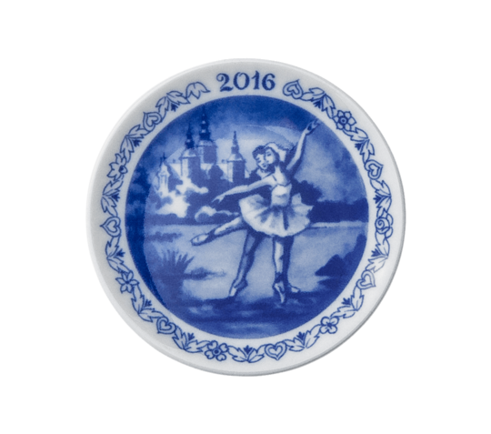 Royal Copenhagen Christmas Plaquette, 2016