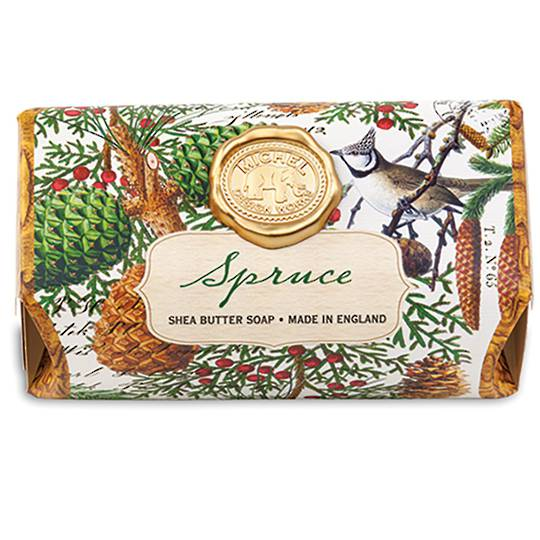 Christmas Spruce Large Soap Bar SOLD OUT