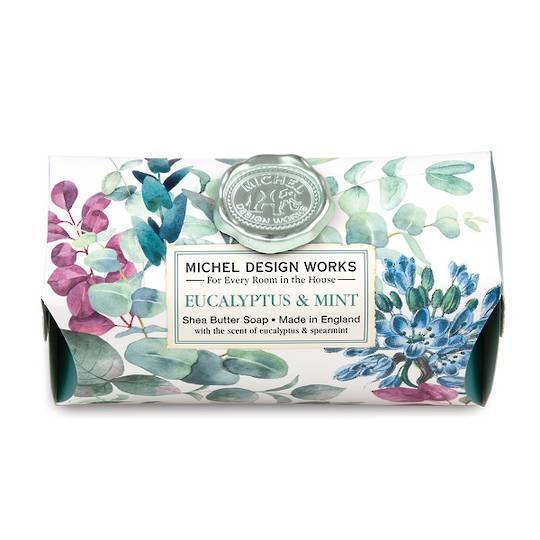 Eucalyptus & Mint Large Soap Bar