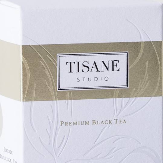 Decaffeinated Assam Black Tea