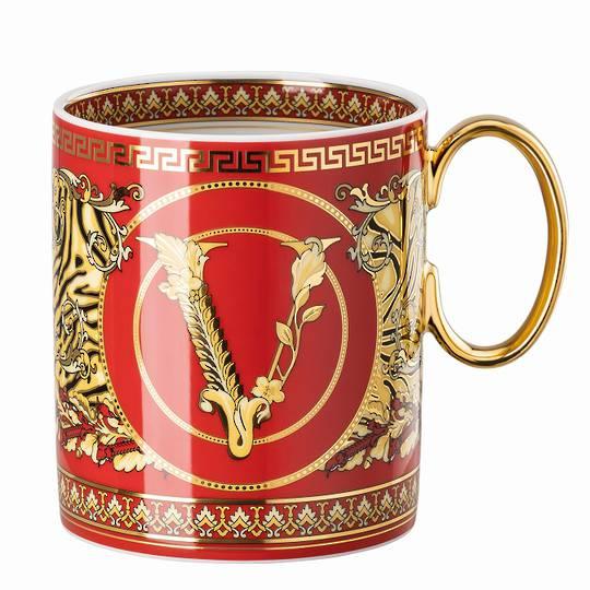 Rosenthal Versace Annual Christmas Mug 2021