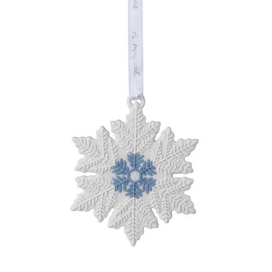 Wedgwood Christmas Snowflake