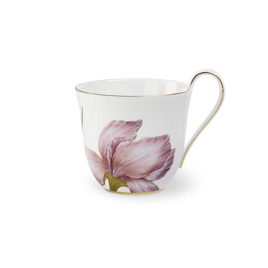 Royal Copenhagen Flora Iris Hi Handle Cup 330ml