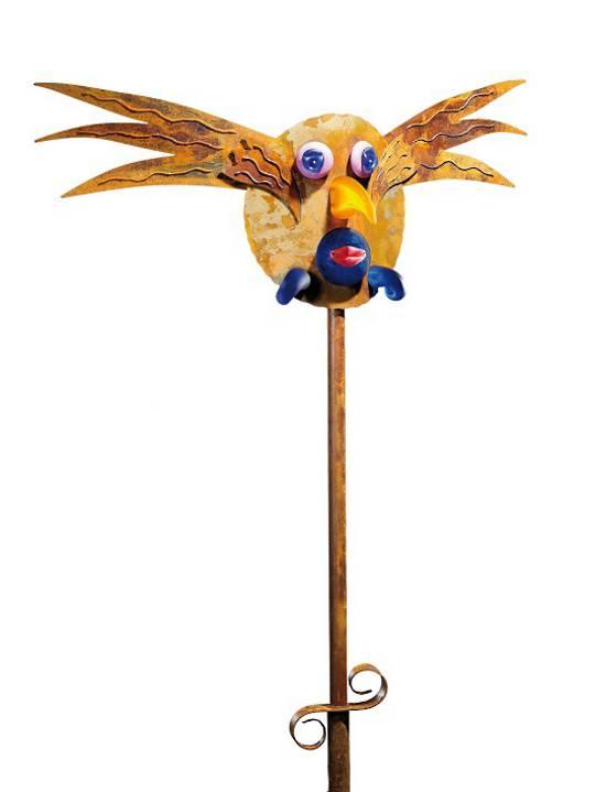 ArtGlass Bird Mask