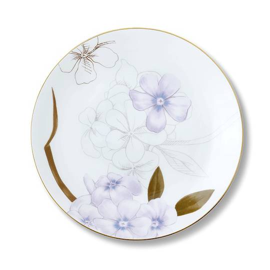 Flora Rhododendron Plate 22cm
