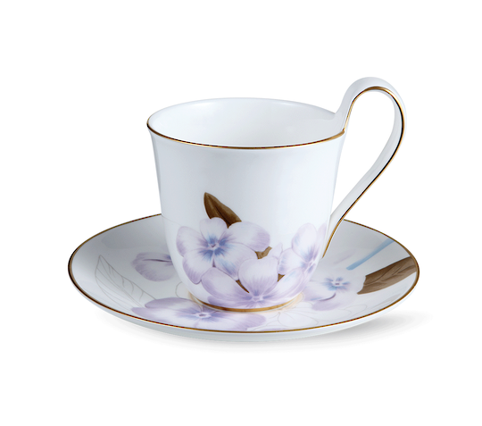 RC Flora Rhododendron Cup & Saucer