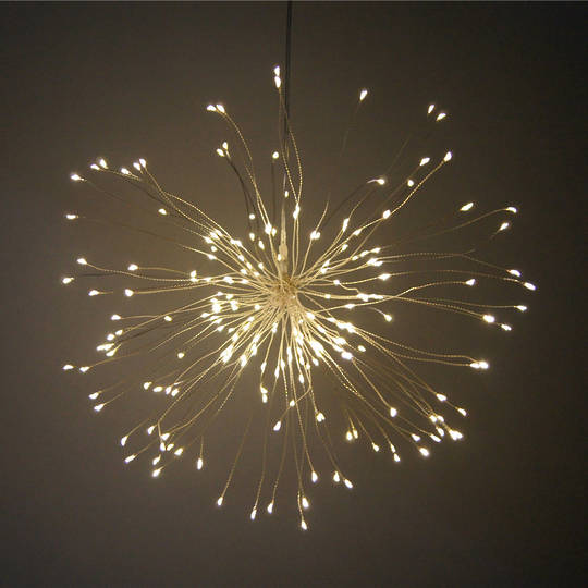 LED Starburst Light 60cm, Plug In