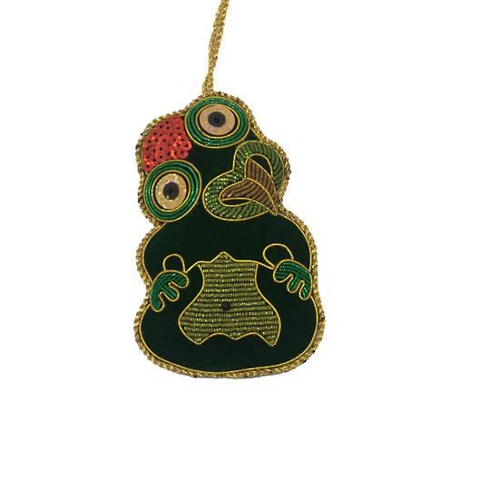Hanging NZ Object, Hei Tiki Matua